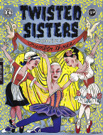 Twisted Sisters Comics #3 Comic Book