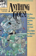Anything Goes #2 Comic Book