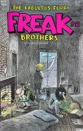 The Fabulous Furry Freak Brothers #12 Comic Book