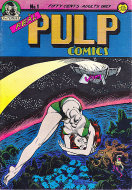 Real Pulp Comics #1 Comic Book