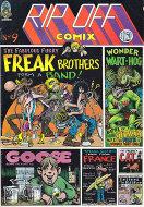 Rip Off Comix #9 Comic Book