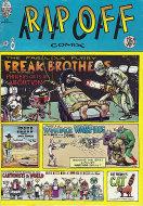 Rip Off Comix #8 Comic Book