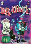 Dr. Atomic #2 Comic Book