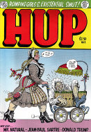 Hup #3 Comic Book