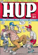 Hup #4 Comic Book