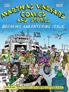 Martha's Vineyard Comics and Stories Comic Book