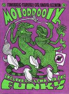 Motorbooty #4 Comic Book