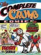 The Complete Crumb Comics Vol. 10 Book