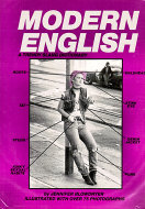 Modern English: A Trendy Slang Dictionary Book