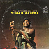 """Miriam Makeba Vinyl 12"""" (Used)"""