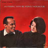 "Harry Belafonte & Nana Mouskouri Vinyl 12"" (Used)"