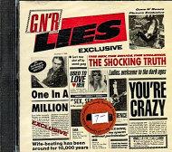 Guns N' Roses CD