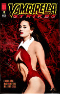 Vampirella Strikes #1 Comic Book