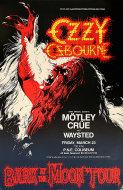Ozzy Osborne Poster