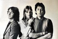 Paul McCartney & Wings Poster