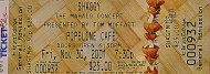 Shaggy Vintage Ticket