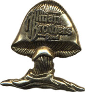 The Allman Brothers Band Pin