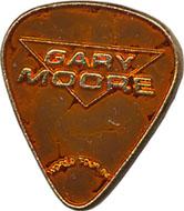 Gary Moore Pin