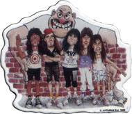 Anthrax Pin