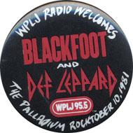 Blackfoot Pin