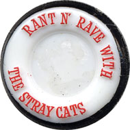 The Stray Cats Pin