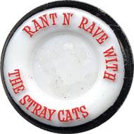 The Stray Cats Pin