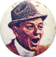Frank Sinatra Pin