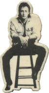 Julian Lennon Pin