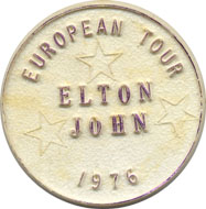 Elton John Pin
