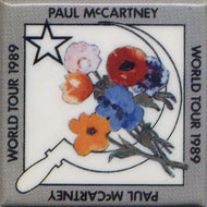 Paul McCartney Pin
