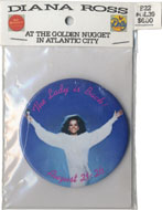 Diana Ross Pin