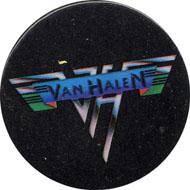 Van Halen Pin