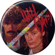 Daryl Hall Pin