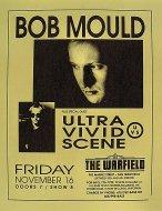 Bob Mould Handbill