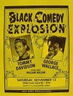 Tommy Davidson Handbill