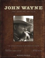 John Wayne - The Genuine Article Book