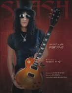 Slash - An Intimate Portrait Book