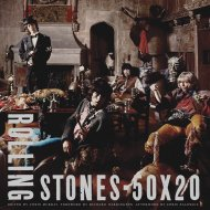Rolling Stones 50 x 20 Book