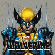 The World According to Wolverine Book