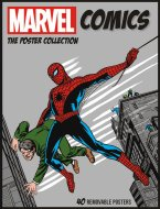Marvel Comics: The Poster Collection Book