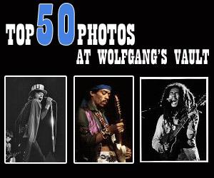 Wolfgang's Vault - Top 50 Photos