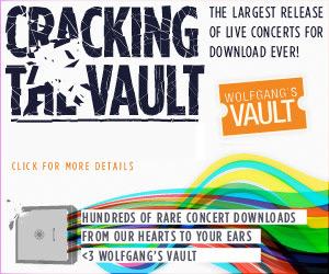 Wolfgang's Vault - Hundreds of Concert Downloads