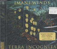 Imani Winds CD