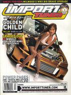 Import Tuner No. 37 Magazine