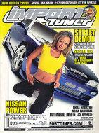 Import Tuner No. 43 Magazine