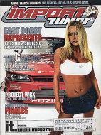 Import Tuner No. 47 Magazine