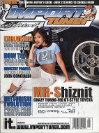 Import Tuner No. 53 Magazine