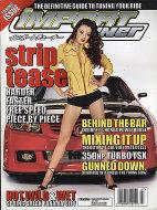Import Tuner No. 64 Magazine