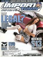 Import Tuner Vol. 5 No. 12 Issue 57 Magazine