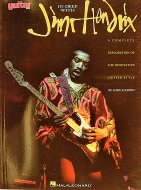 In Deep With Jimi Hendrix Book